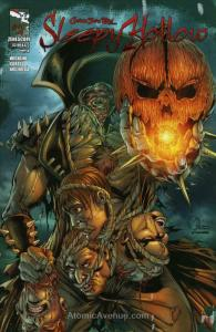 Grimm Fairy Tales presents Sleepy Hollow #2A VF/NM; Zenescope | save on shipping