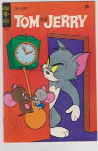 Tom and Jerry #256