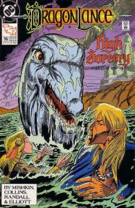 Dragonlance #16 VF/NM; DC | save on shipping - details inside