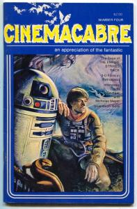 Cinemacabre fanzine #4 1981- Empire Strikes Back Star Wars