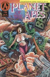 Planet of the Apes (2nd series) #16 VF/NM; Adventure | save on shipping - detail
