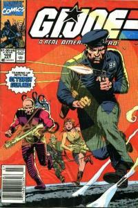 G.I. Joe: A Real American Hero (1982 series) #102, VF+ (Stock photo)
