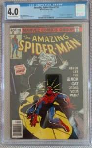 Amazing Spider-Man #194, Black Cat 1st App