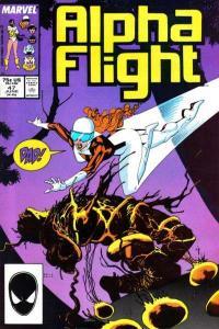 Alpha Flight (1983 series) #47, VF+ (Stock photo)