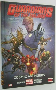 Guardians Of The Galaxy hc#1 9.4 NM (2013)