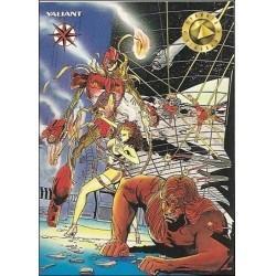 1993 Valiant Era HARBINGER #3 - Card #47
