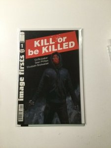 Image Firsts: Kill or be Killed #1 (2017) HPA