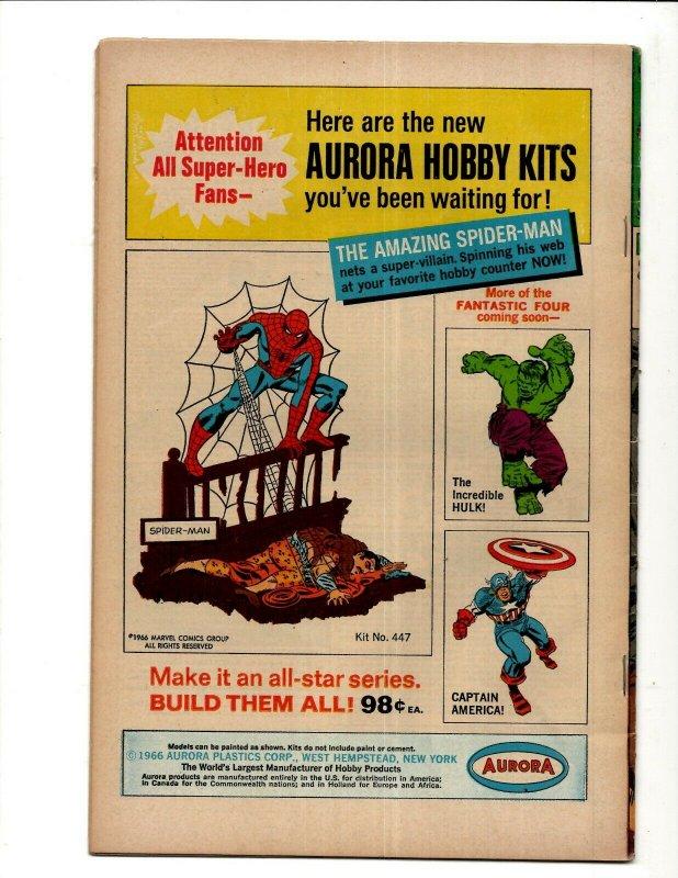 Avengers # 36 FN Marvel Comic Book Hulk Thor Iron Man Captain America BJ1