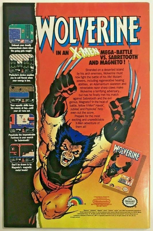 CONAN THE BARBARIAN#250 VF 1991 MARVEL COMICS