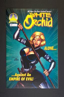 White Orchid # 1 1996 Atlantic Comics