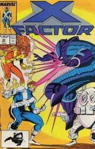 X-Factor #40 FN; Marvel   save on shipping - details inside