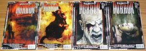 Masters of Horror #1-4 VF/NM complete series - ben templesmith - h.p. lovecraft