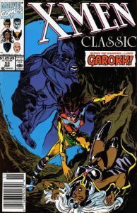 X-Men Classic #53 FN; Marvel   save on shipping - details inside