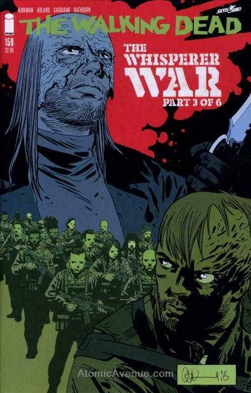 Walking Dead, The (Image) #159A FN; Image | save on shipping - details inside