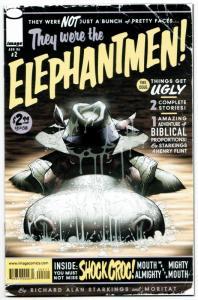 Elephantmen #2 (Image, 2006) VF