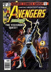 The Avengers #185 (1979)