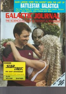 Galactic Journal 1988 - Jesse Ventura Stalks the Running Man