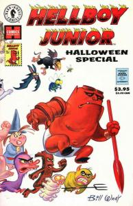 Hellboy Jr. Halloween Special #1 VF/NM; Dark Horse | save on shipping - details