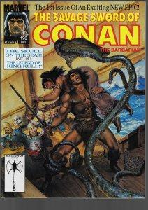 Savage Sword of Conan #190 (Marvel, 1991)