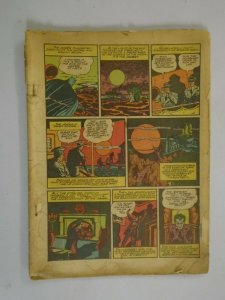 Batman #4 no cover incomplete has 50 of 68 pages (1941)