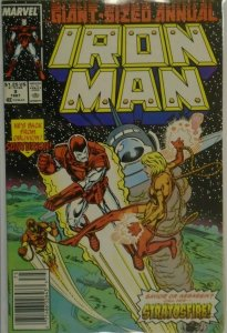 Iron Man ANN #9 NS - 6.0 FN - 1987