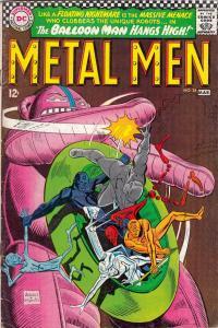 Metal Men #24 (Mar-67) VG+ Affordable-Grade Metal Men (Led, Tina, Tin, Gold, ...