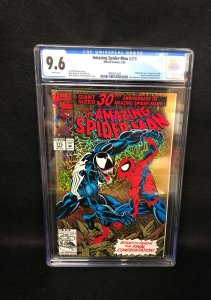 Amazing Spider-Man #375 (Marvel, 1993) CGC 9.6