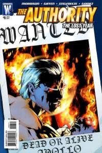 Authority: The Lost Year #6, VF+ (Stock photo)