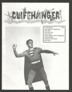 Cliffhanger #18 1993-WOY-zine for fans & collectors of serials-Kirk Alyn-Supe...