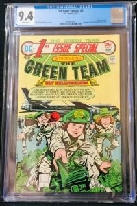 1st Issue Special #2 (DC, 1975)CGC 9.4