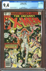 The X-Men #130 (1980) CGC Graded 9.4 - First appearance of the Dazzler