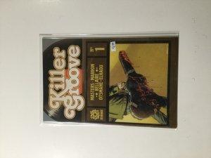 Killer Groove #1 (2020) HPA