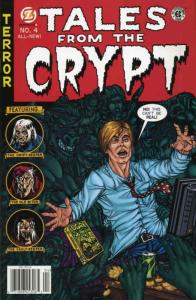 Tales from the Crypt (Papercutz) #4 VF/NM; Papercutz   save on shipping - detail