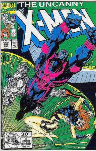 X-Men #286 (Mar-92) NM/NM- High-Grade X-Men
