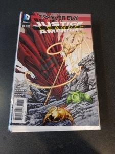 Justice League of America #8 (2013)