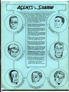 Duende  #1 1975- pulp fanzine- Lester Dent VG