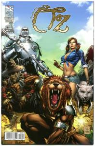 GRIMM FAIRY TALES presents OZ #2 B, NM, Dorothy, 2013, more GFT in our store