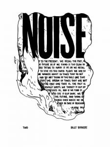 Noise #2 VF/NM; Oily   save on shipping - details inside