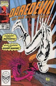 Daredevil #282 VF/NM; Marvel | save on shipping - details inside