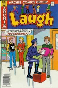 Laugh Comics #357, NM- (Stock photo)