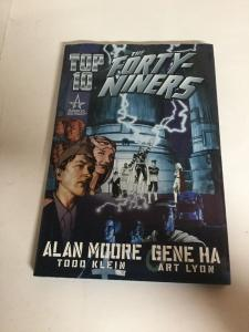 Top 10: The Forty-Niners Hc Vf Alan Moore Gene Ha TPB