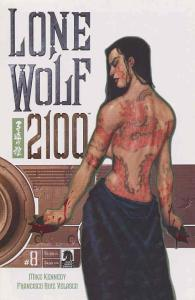 Lone Wolf 2100 #8 VF/NM; Dark Horse | save on shipping - details inside