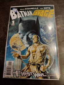 ​BATMAN DOC SAVAGE SPECIAL #1 ONE SHOT NM