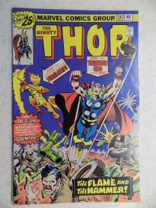 MIGHTY THOR # 247