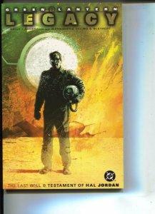 Green Lantern Legacy-Joe Kelly-TPB- trade