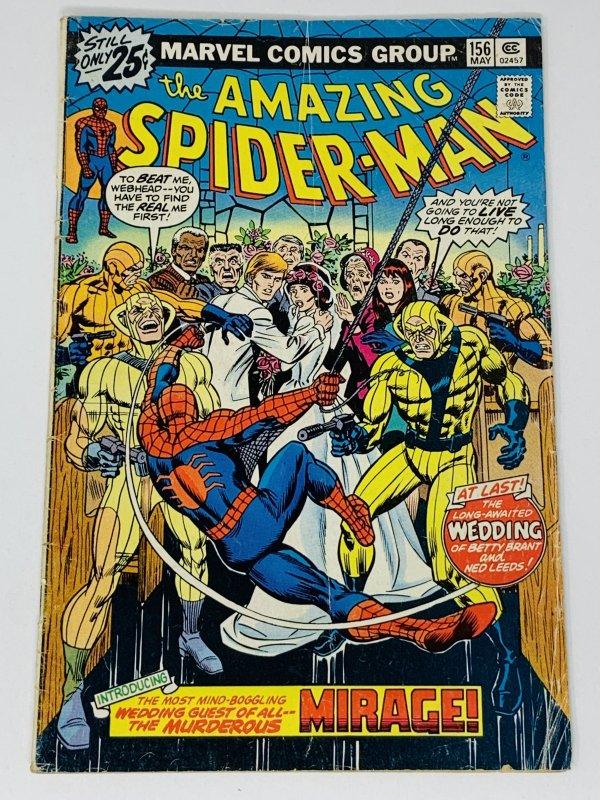 The Amazing Spider-Man #156 (1976) RA1