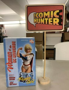 Women of the DC Universe Power Girl Bust Series 3 Limited Edition