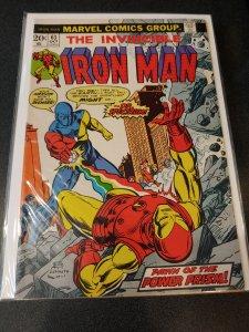 Iron Man #63 (1973)