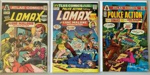 Lomax set:#1-3 4.0 VG (1975)