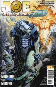 Joe the Barbarian #2 VF/NM; DC/Vertigo   save on shipping - details inside